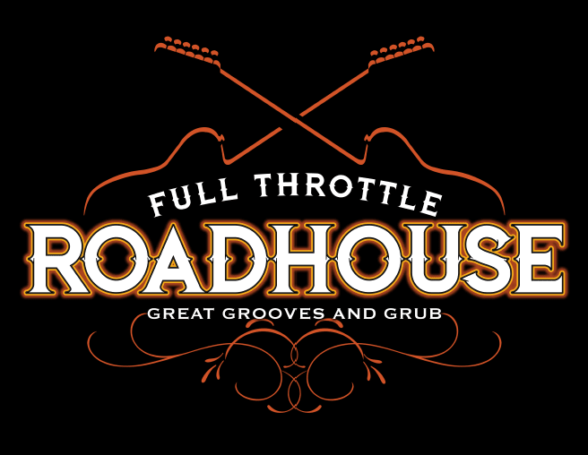 Full Throttle Roadhouse logo