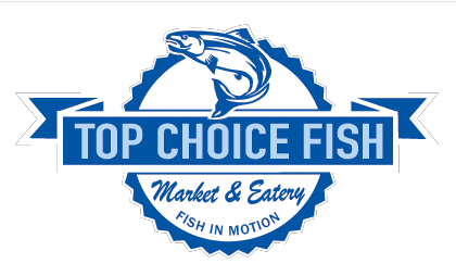 top choice fish logo