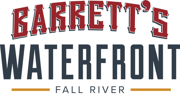 barrett's waterfront fall river logo