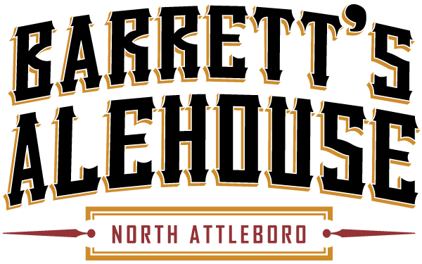 barrett's alehouse north attleboro logo