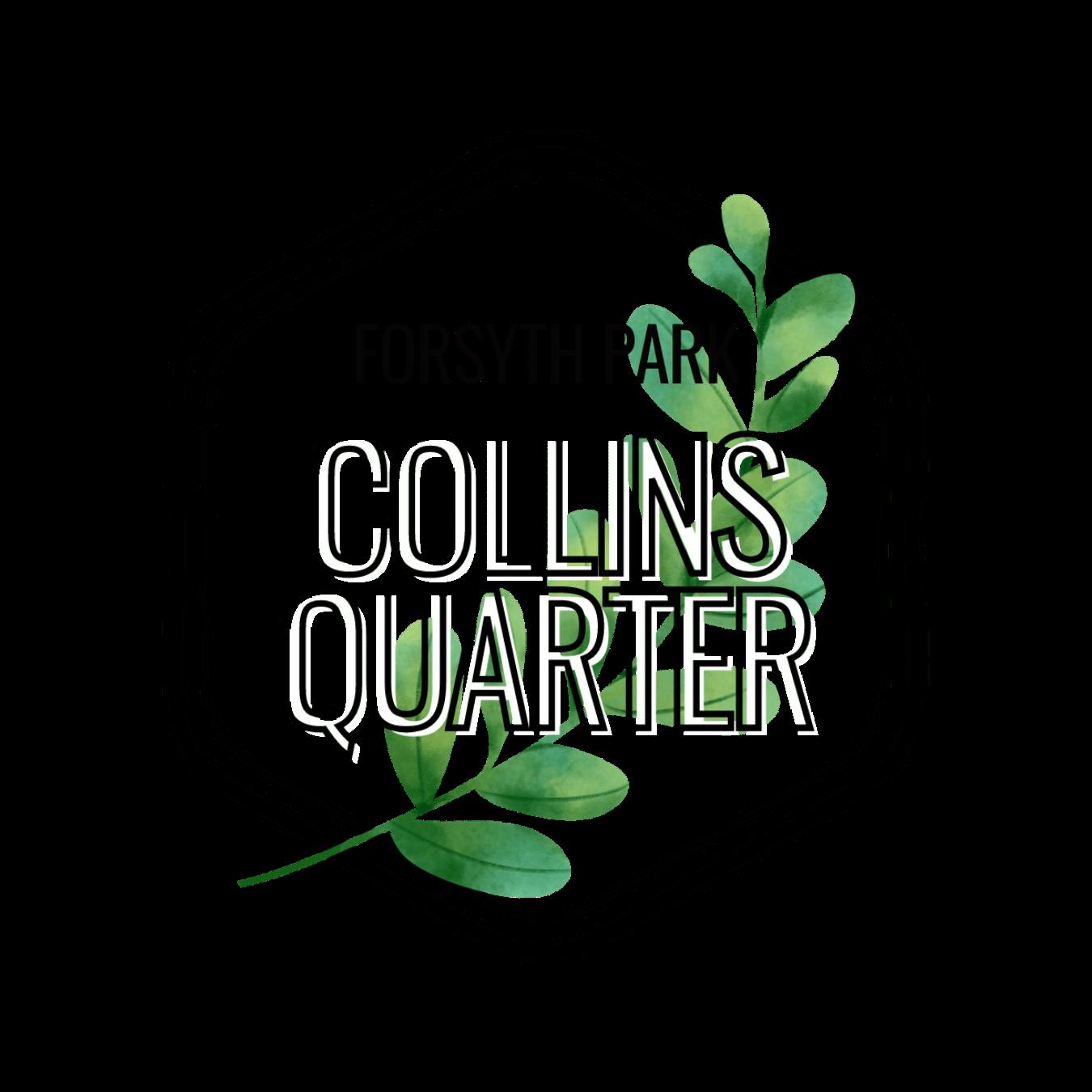 collins quarter at forsyth logo