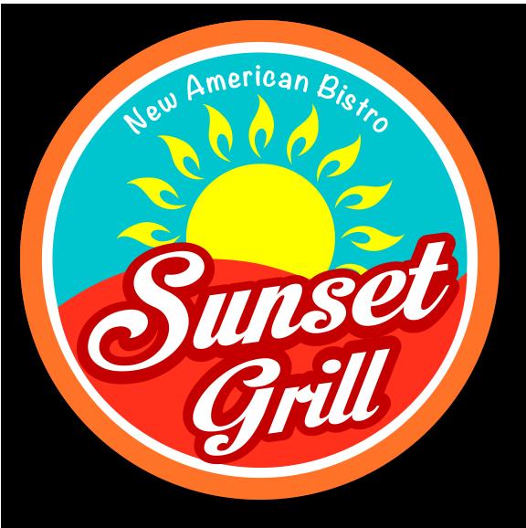 sunset grill logo