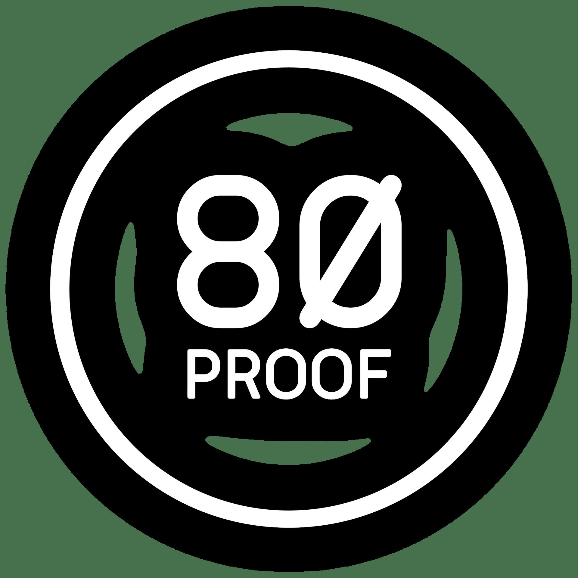 80 Proof