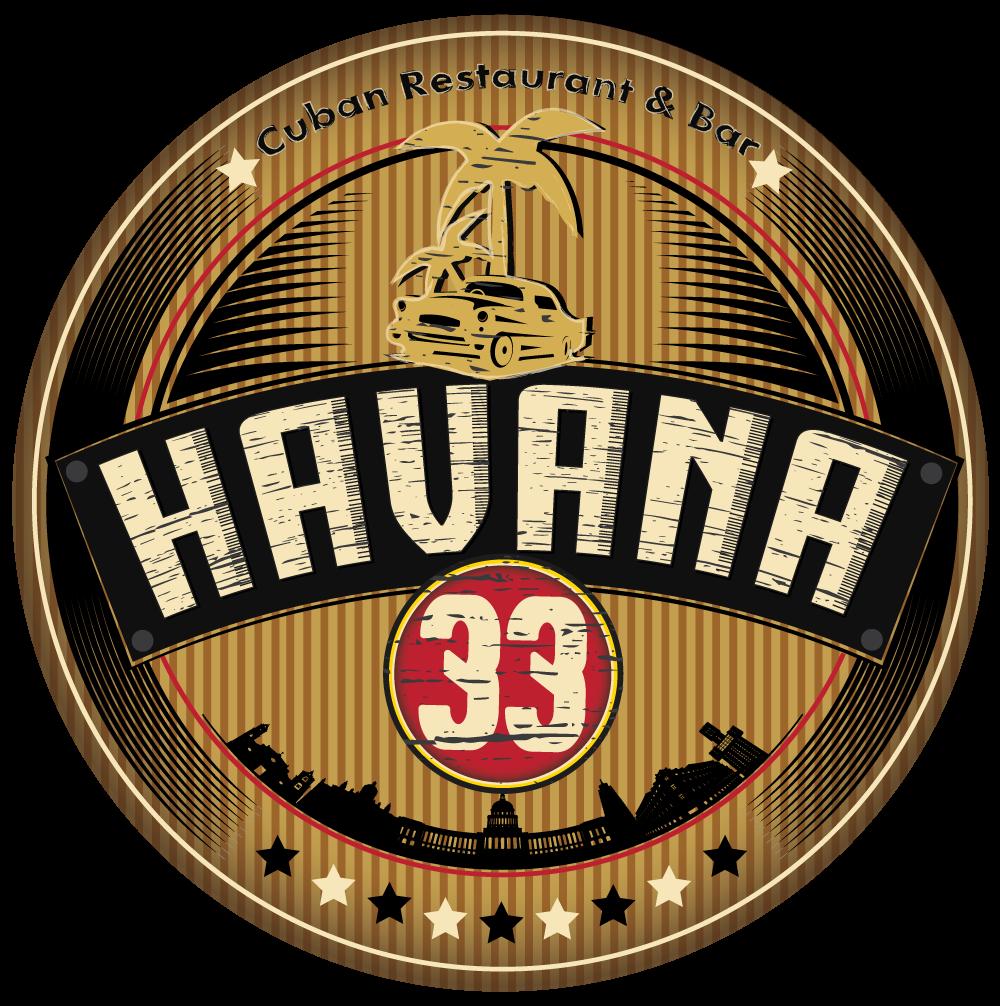 Havana 33 logo