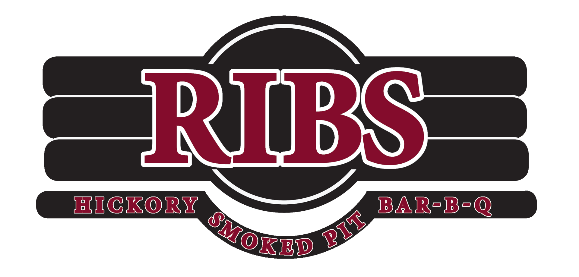 Ribs Hickory Smoked Pit Bar-B-Q
