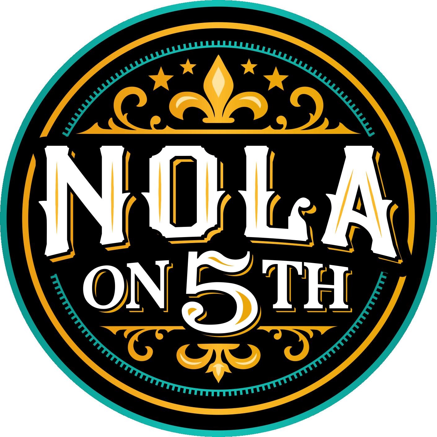 Nola On 5th logo