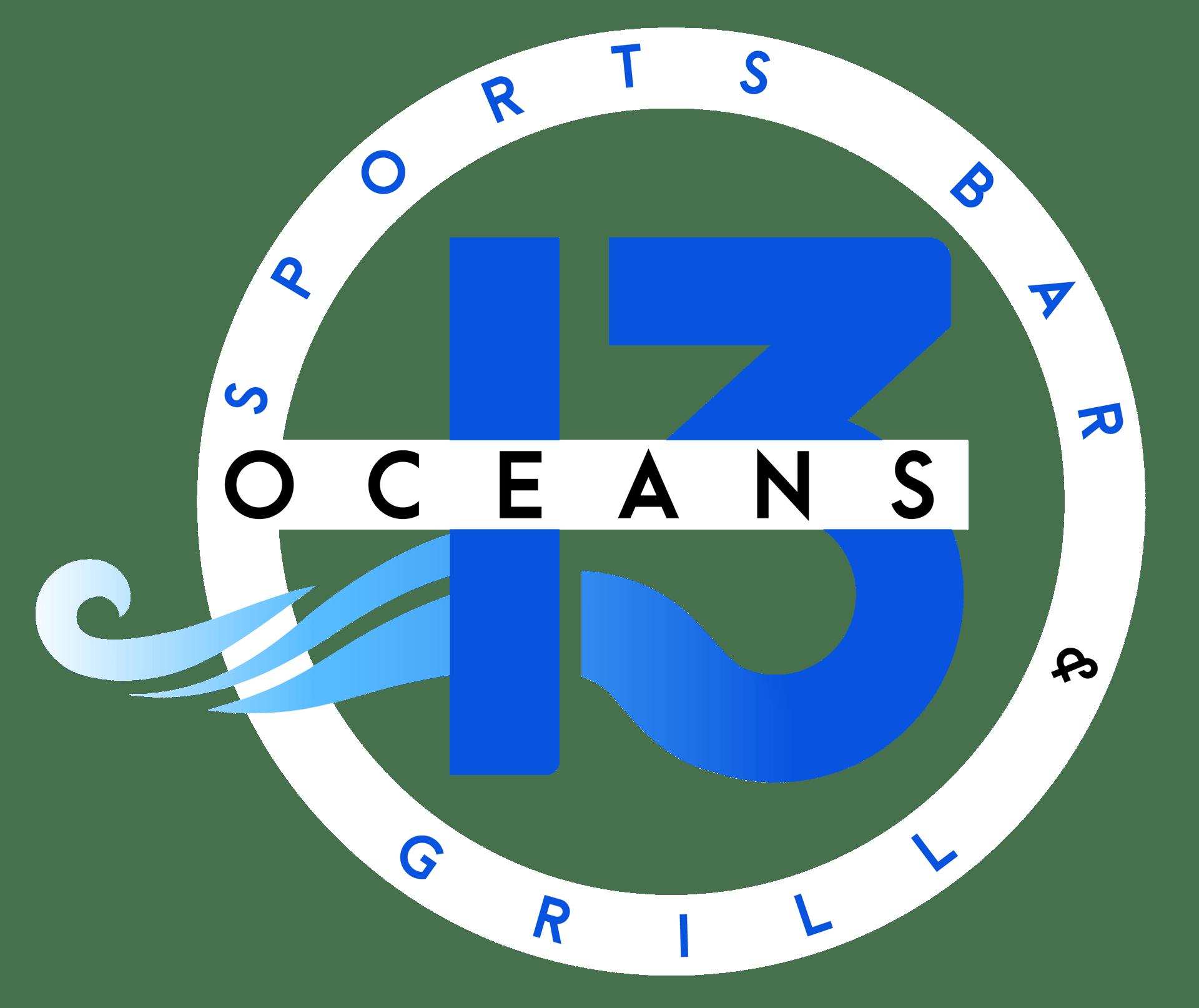 Oceans 13 logo