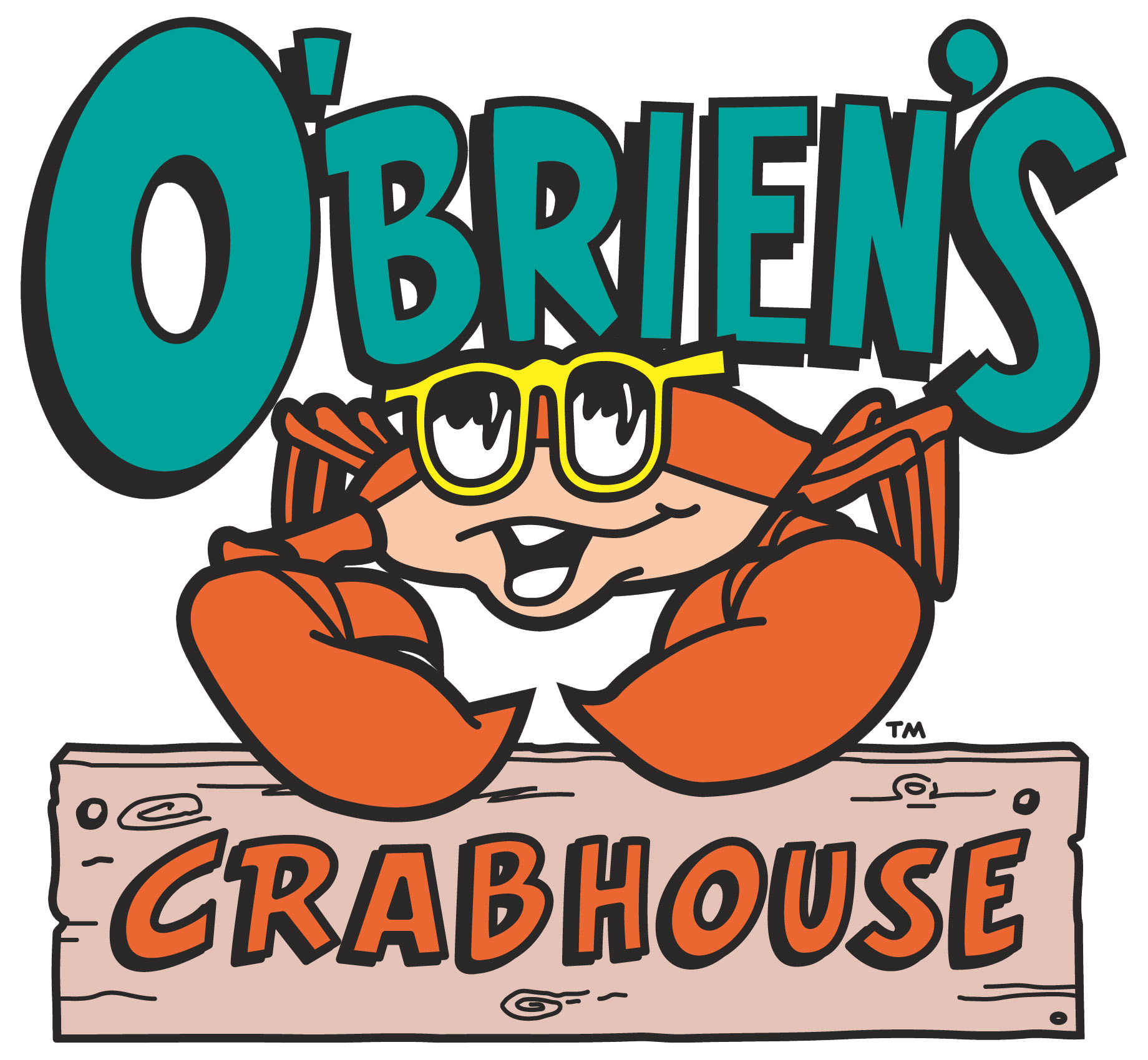 Obrien's Crabhouse logo