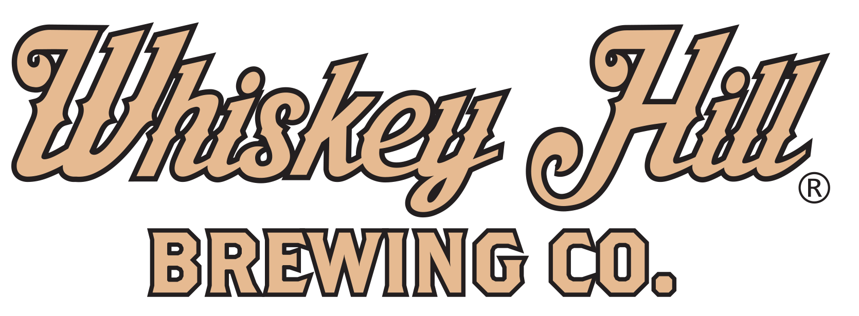 whiskey hill brewing co logo