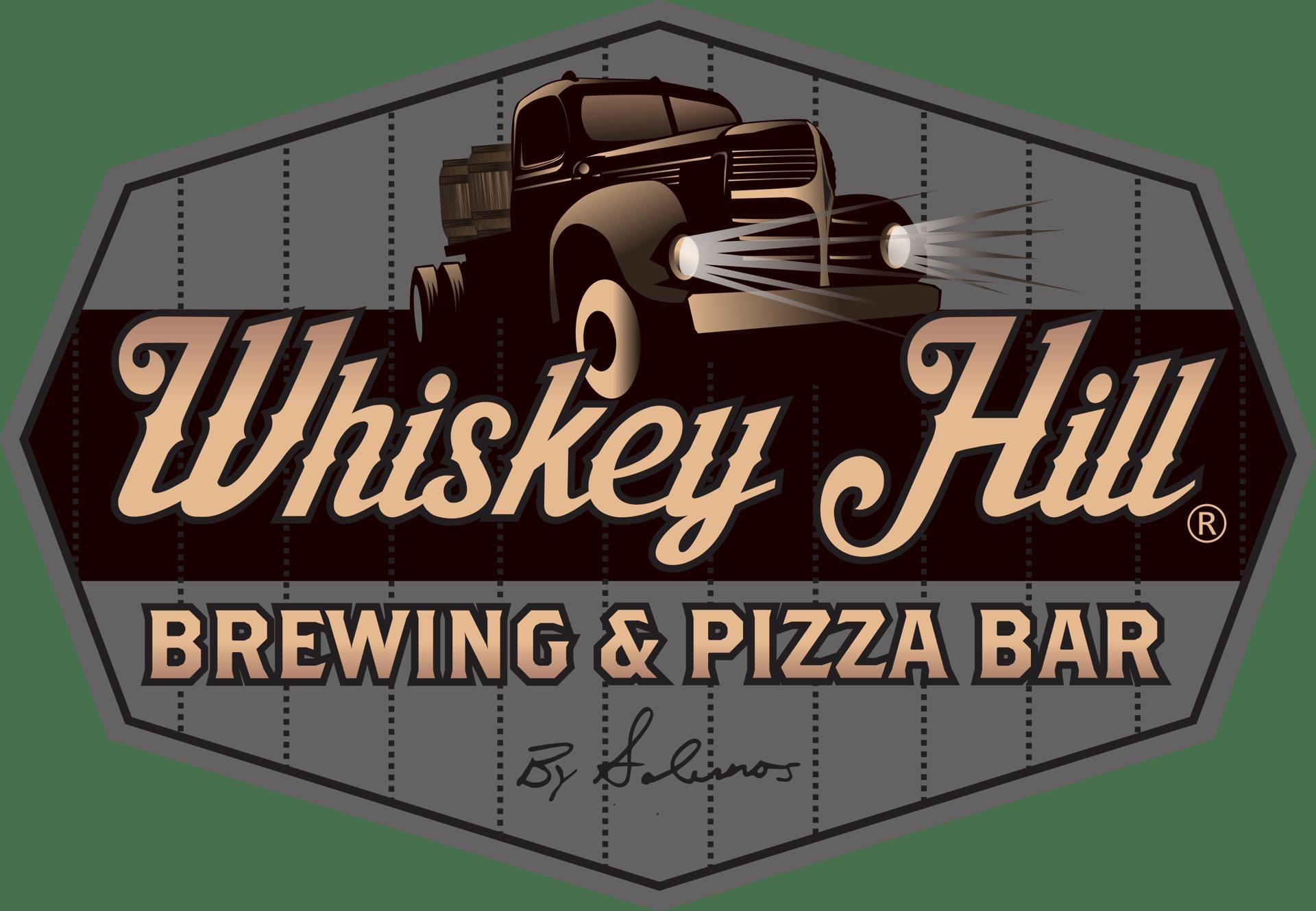whiskey hill woodbridge logo