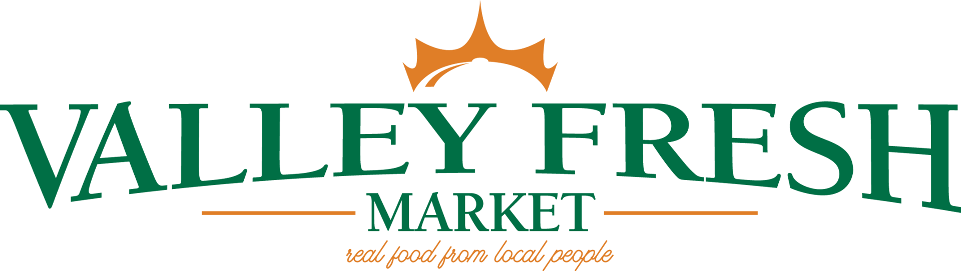 valley fresh market logo