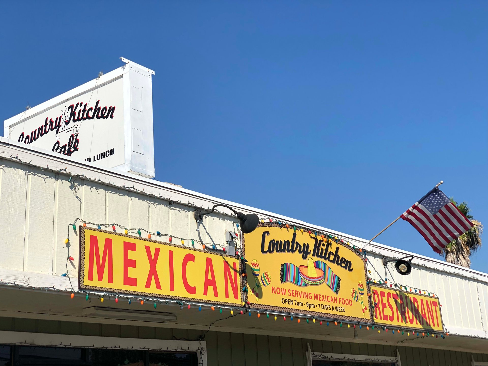 Country Kitchen Mexican Food Mexican Restaurant In Clearlake Oaks Ca