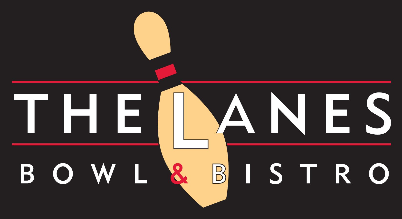 Lanes Bowl & Bistro Logo