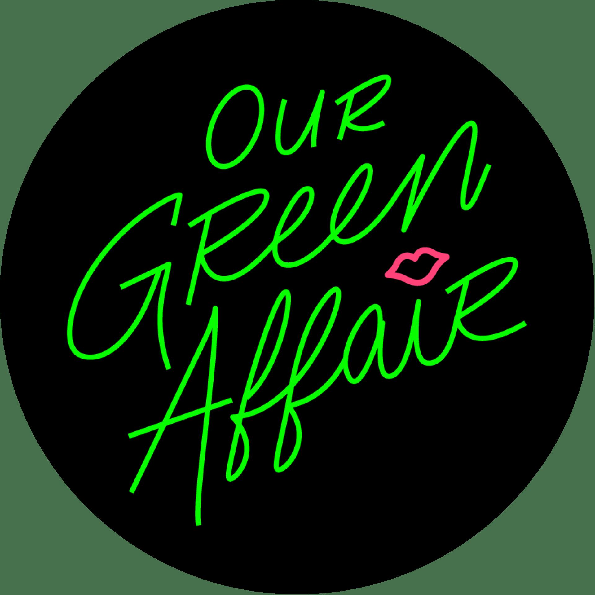 our Green Affair logo