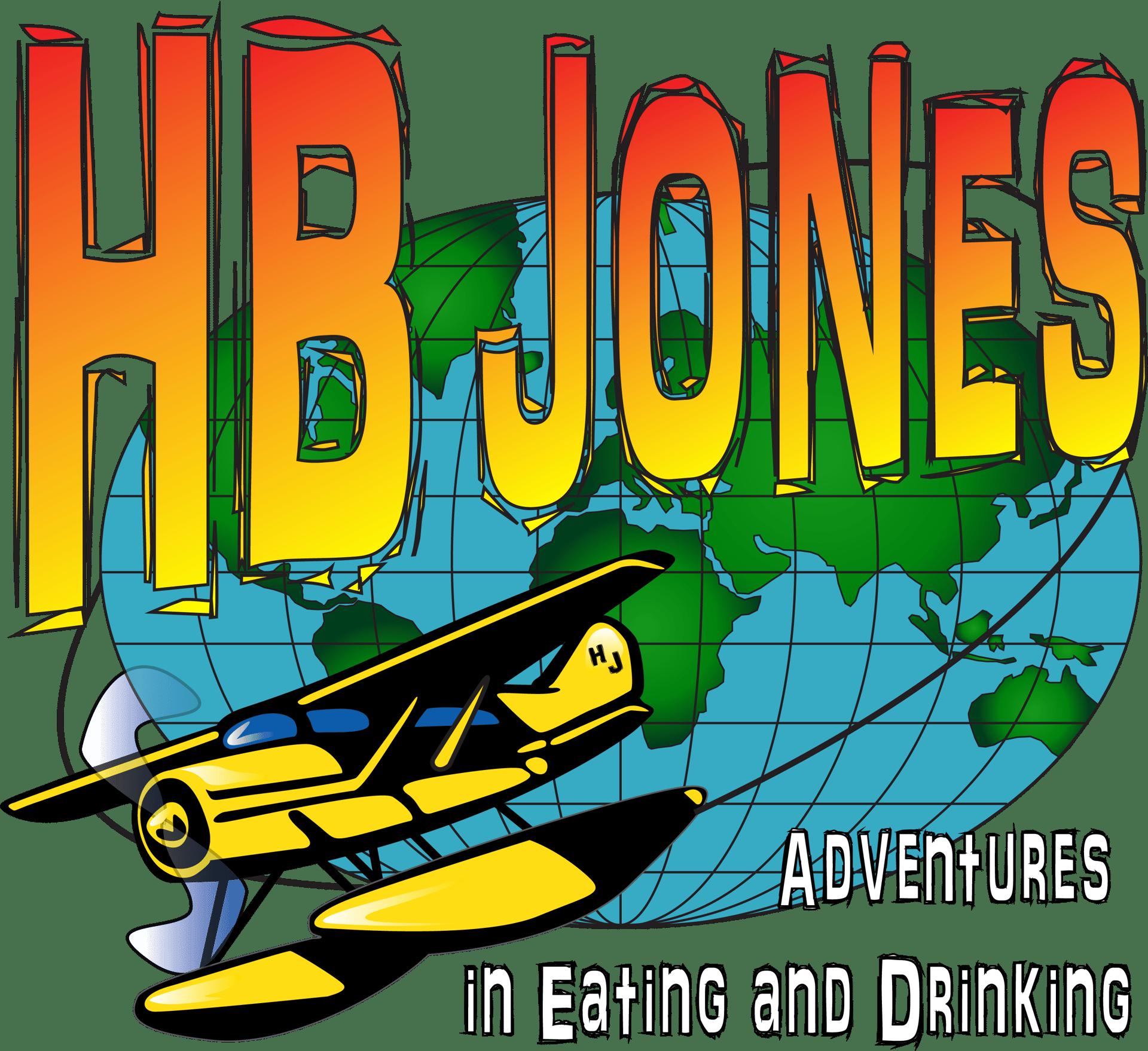HB JONES logo