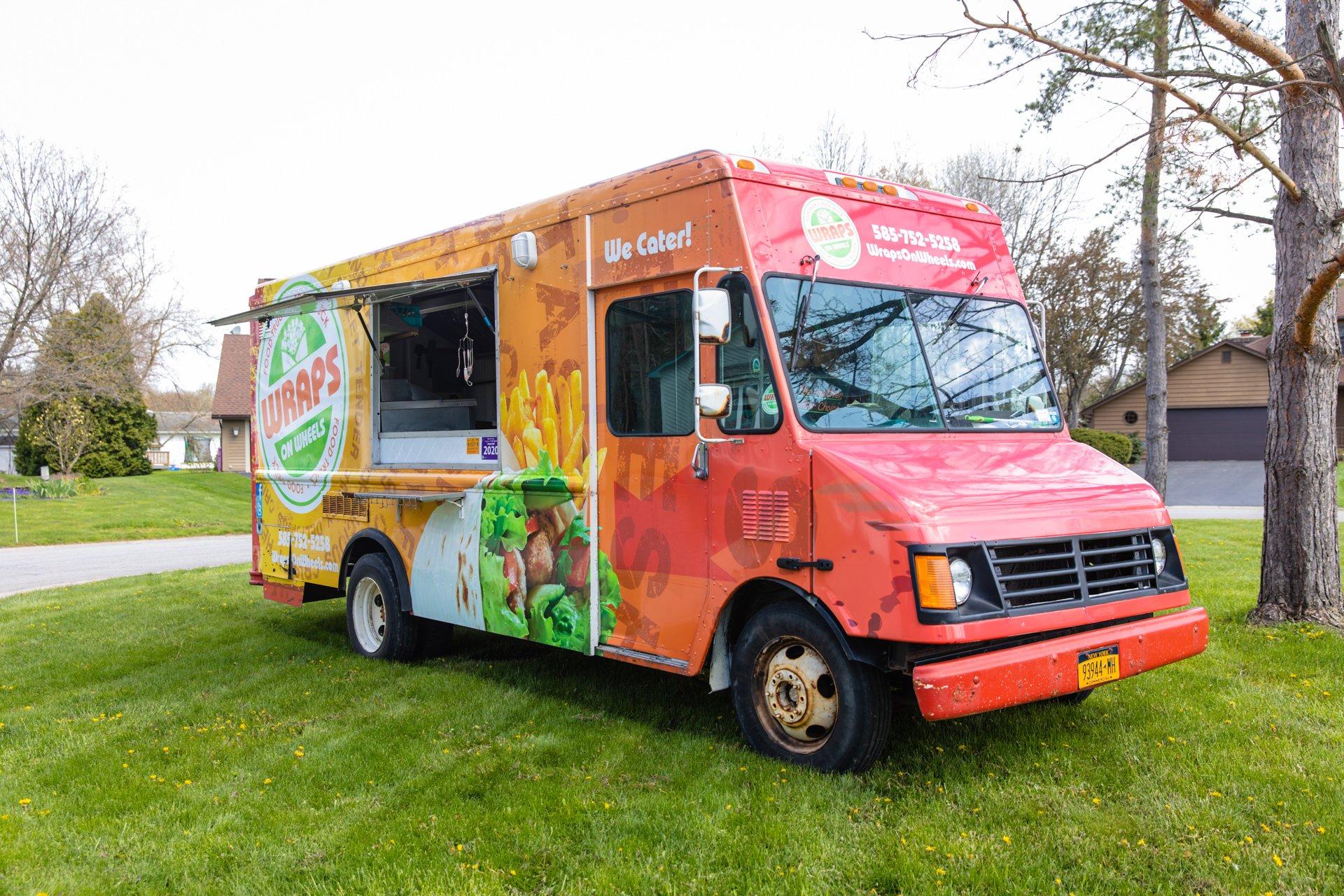 food trucks for graduation parties