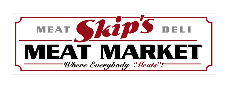 """Skip's Meat Market, Where Everybody """"Meats"""""""