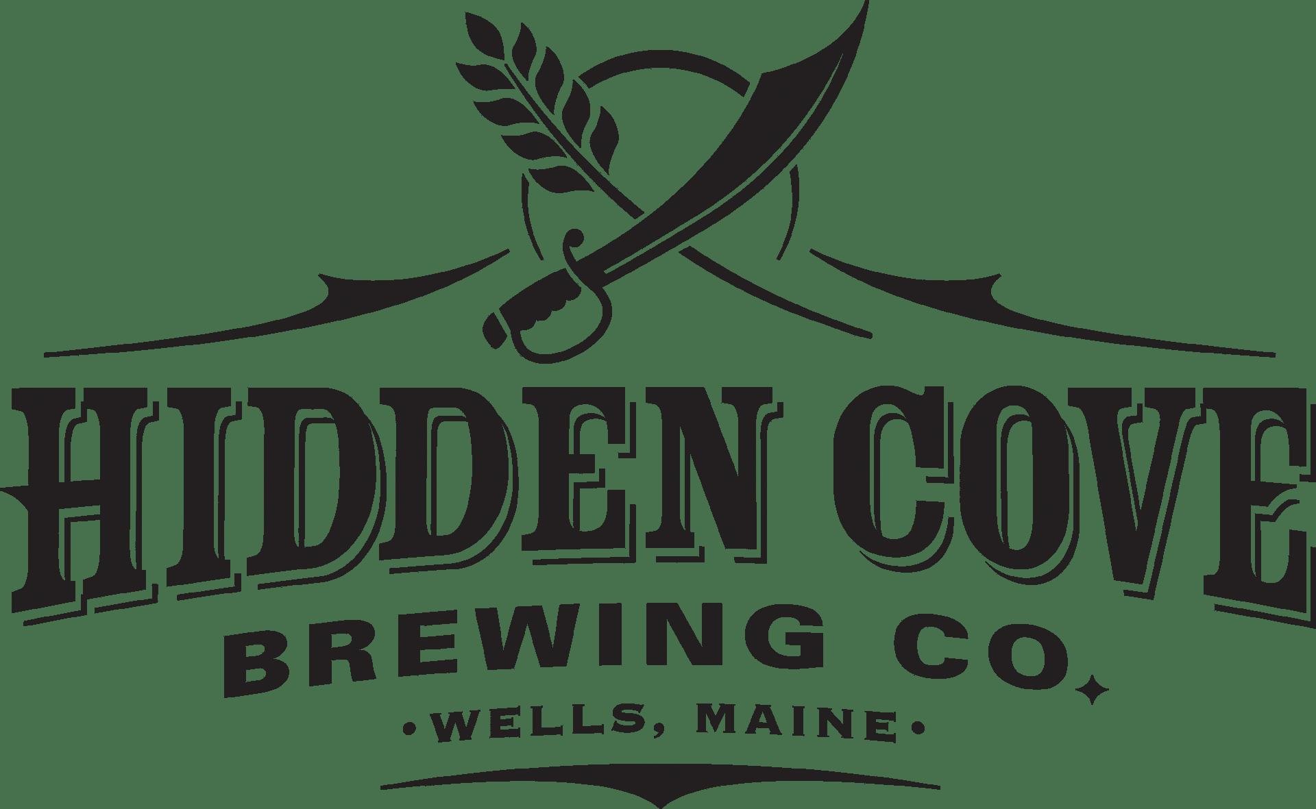 Hidden Cove Brewing Co Logo