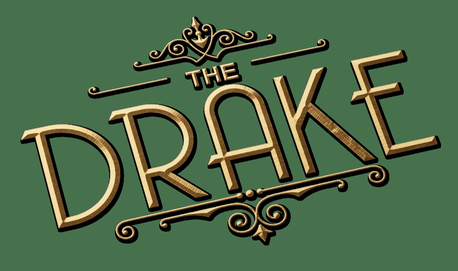 the drake gold logo