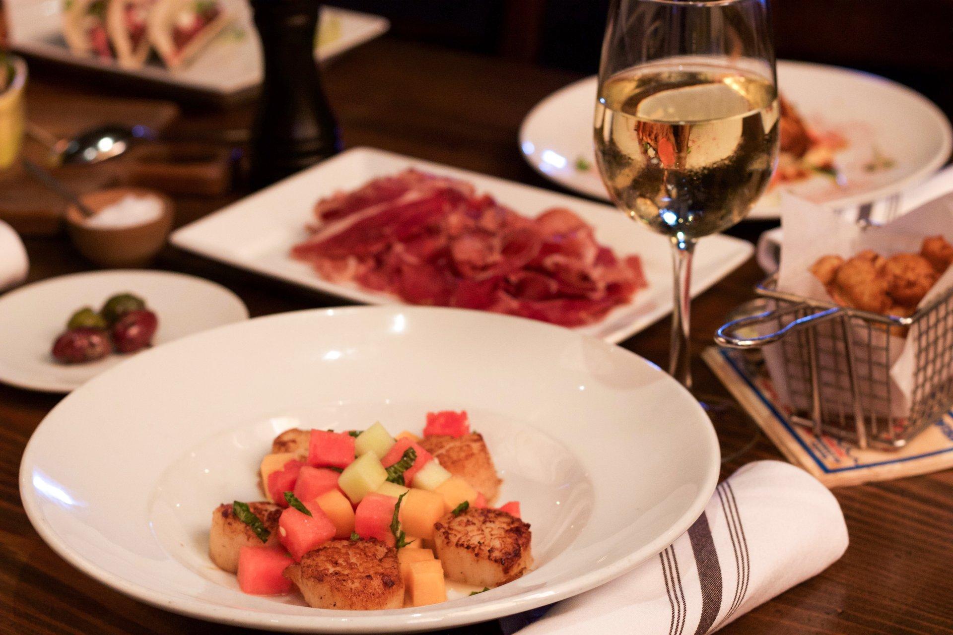 Wine Drinks Menu Catalan Mediterranean Cuisine Mediterranean Restaurant In Rancho Mirage Ca