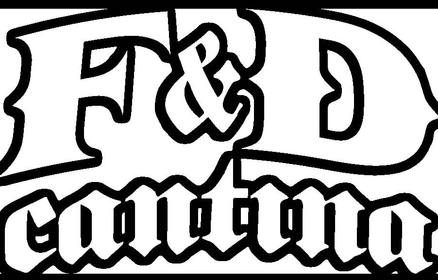F&D cantina logo