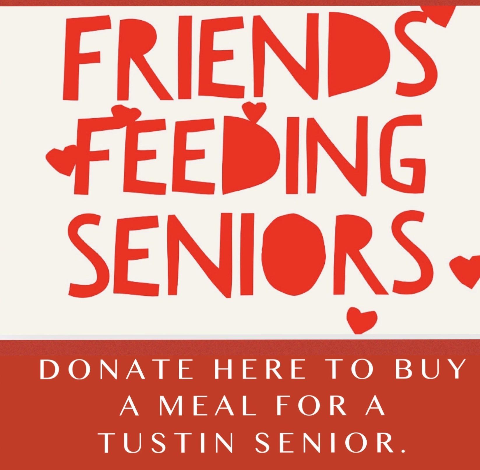 feeding 1 Senior at a time