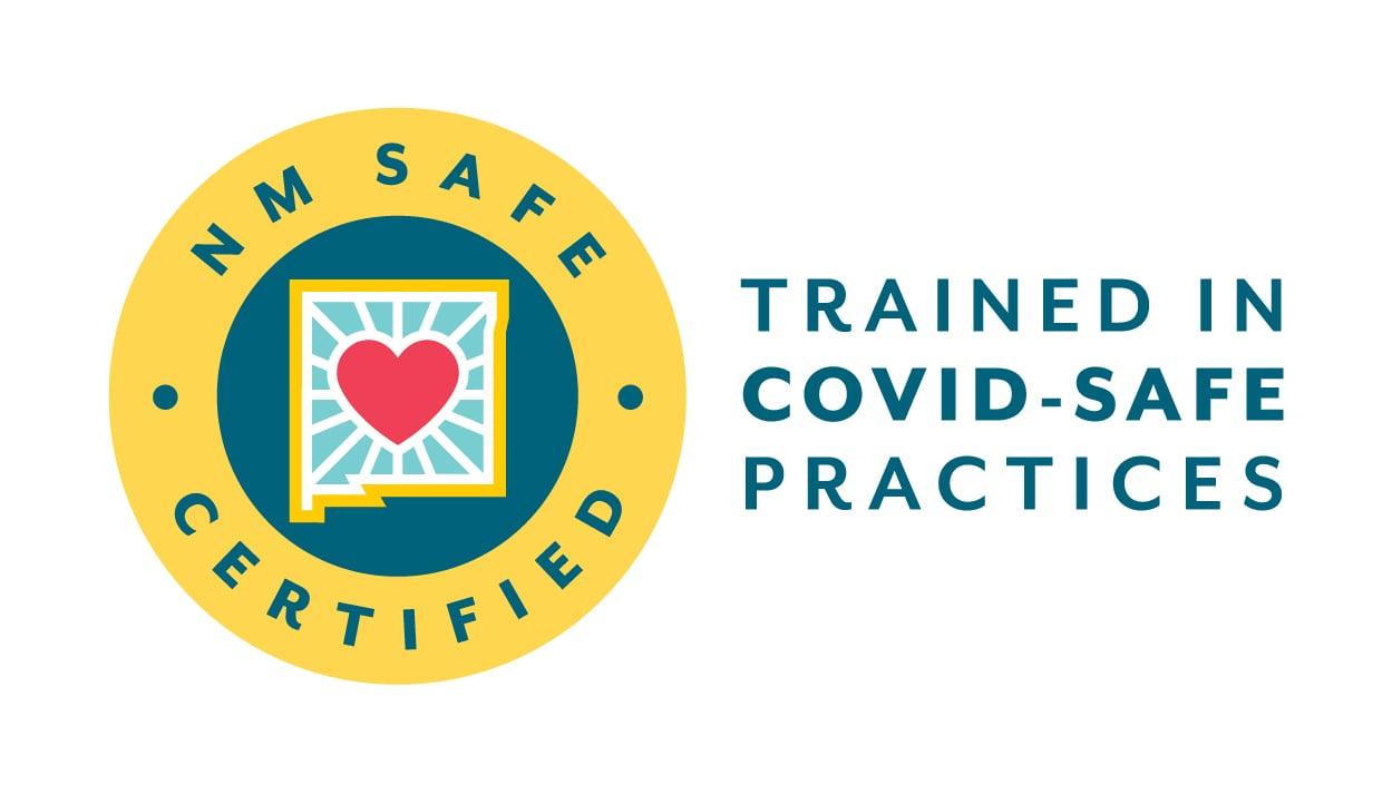 Covid Safe Banner