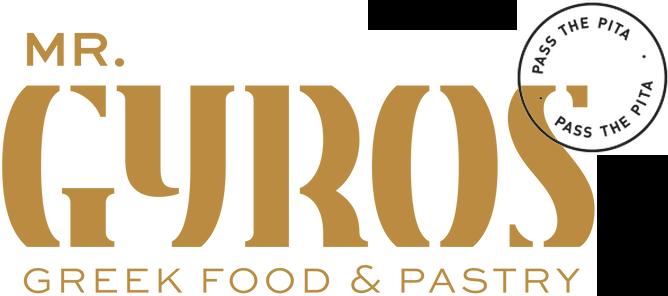 Mr Gyros logo