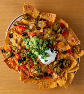 Nacho Platter Menu Malone S Clubhouse Grill Bar Grill In Arvada Co