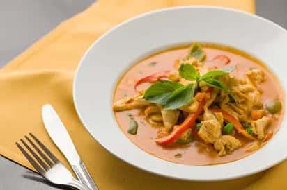 Panang Curry Dinner Emporium Thai Restaurant In Los Angeles Ca