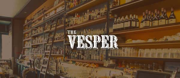 The Vesper, Campbell's Cocktail Lounge