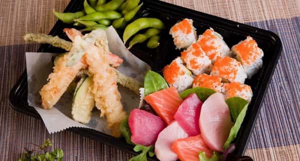 SOJ - Entree Sushi