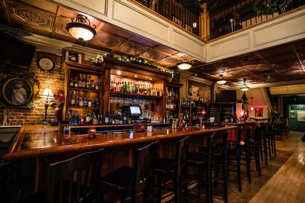 Halseys Bar
