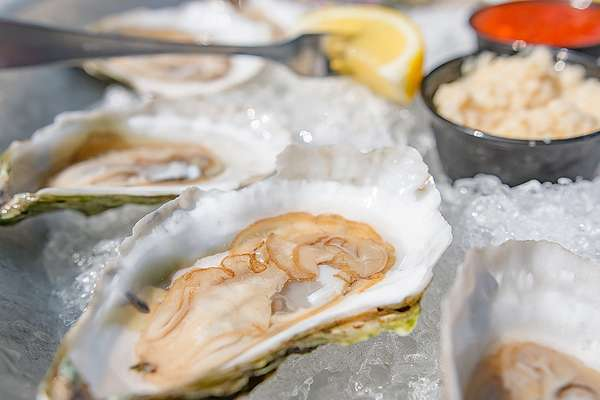 $1 House Oysters