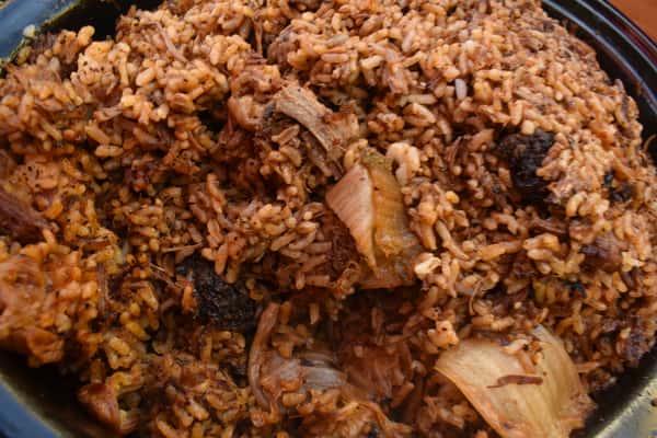 Brisket Fried Rice