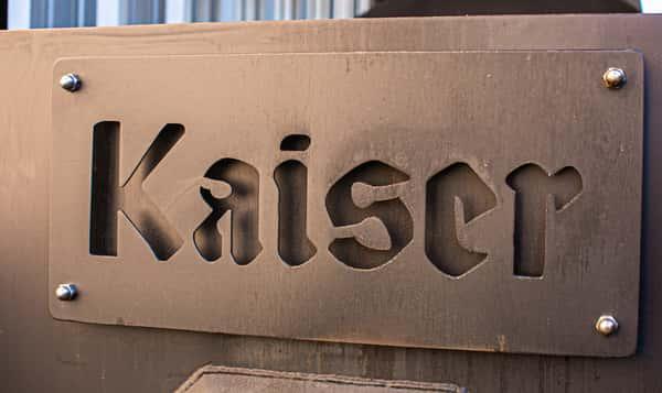 Kaiser smoker
