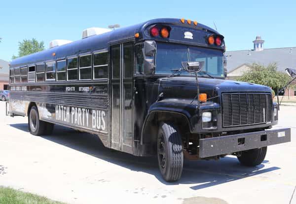 Hatch Party Bus