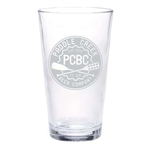 PINT GLASS