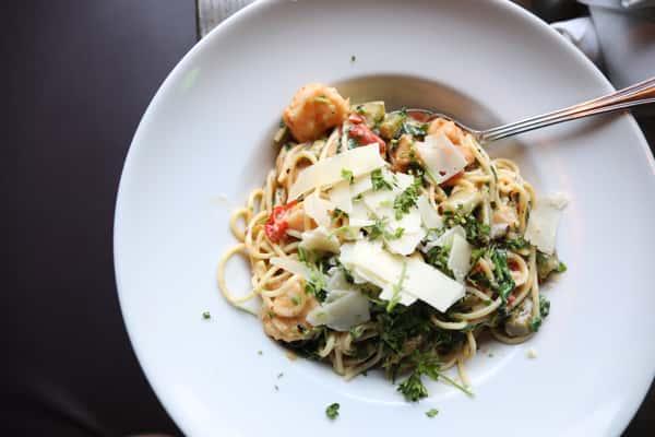 Wichita Shrimp Pasta