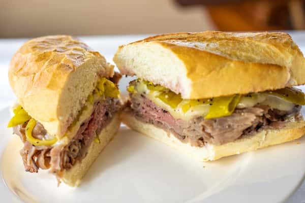 Ben's Californian sandwich