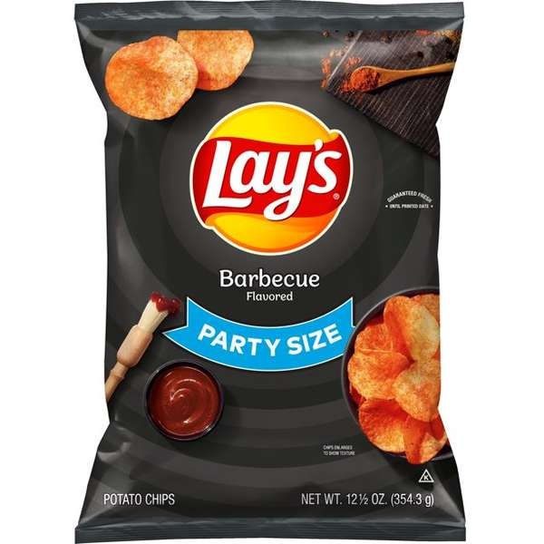 BBQ Lays Chips