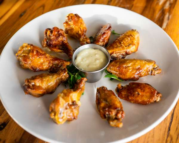 Wood Fired Wings