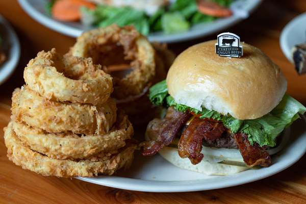 JW'S Burger*