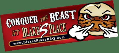 the beast challenge bumper sticker