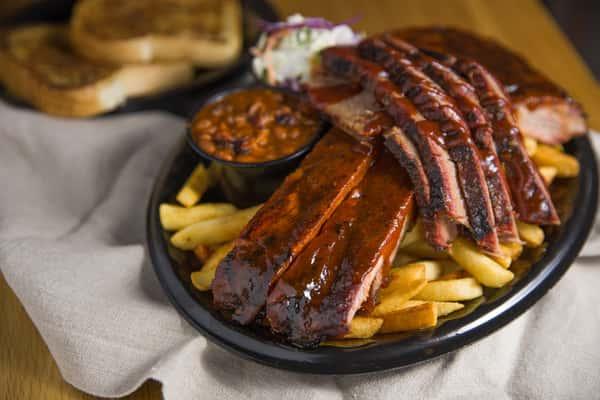 Blake's Big BBQ Plate