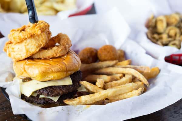 El Jefe Burger