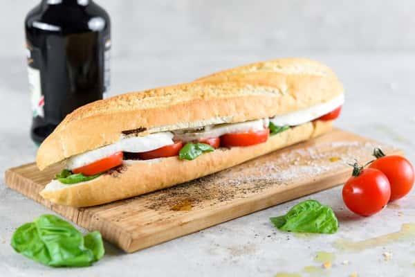 Caprese (Vegetarian)