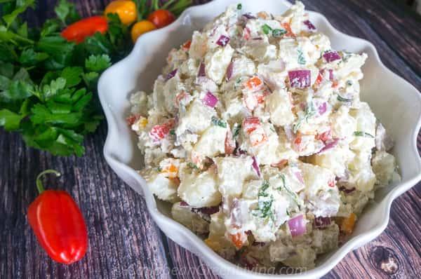 Santana's Potato Salad