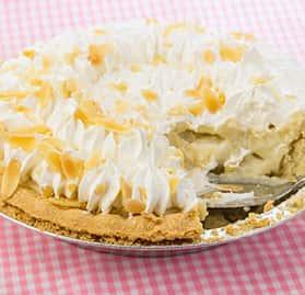Assorted Cream Pie (Slice)