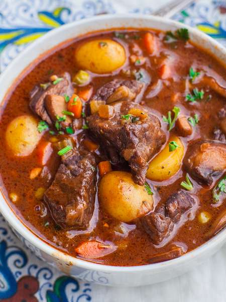 Old Style Beef Stew